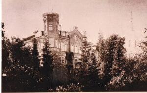 Alexander Konstantin von Oettingeni villa (1890ndad)