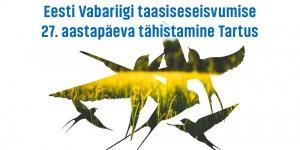 taasiseseisvuspäeva plakat