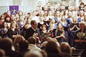 VIII Tartu segakooride laulupäev Pauluse kirikus