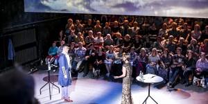 Tartu linna päev 2019 – Ivar Põllu Ooperisümbioos Lendav hollandlane. Foto: Uku Peterson